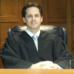 District Judge Roy Ferguson