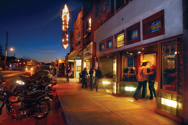 The Granada Theater - Photograph Taken By Mike Howard